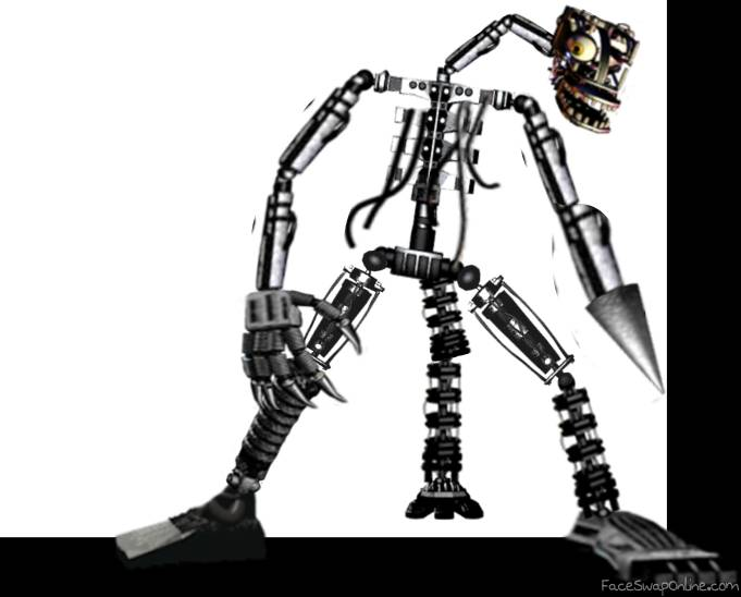 Idk what to call this but i guess i will call it the endoskeleton creation