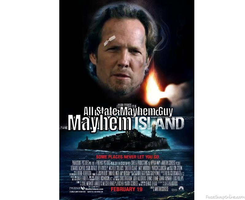 Mayhem Island