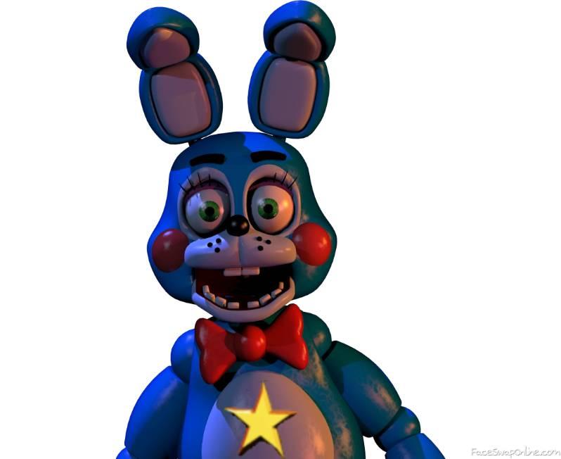 Rockstar Toy Bonnie