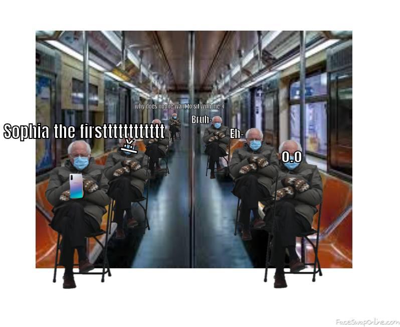 The subway :D