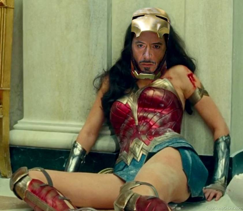 Wonder Trans Woman