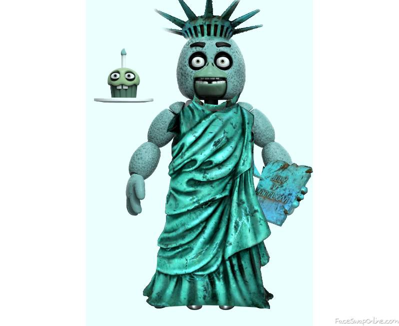 liberty chica toy