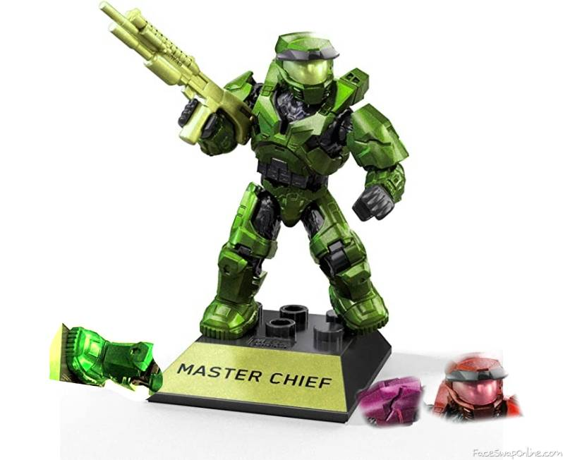 master chief but he killed the red team