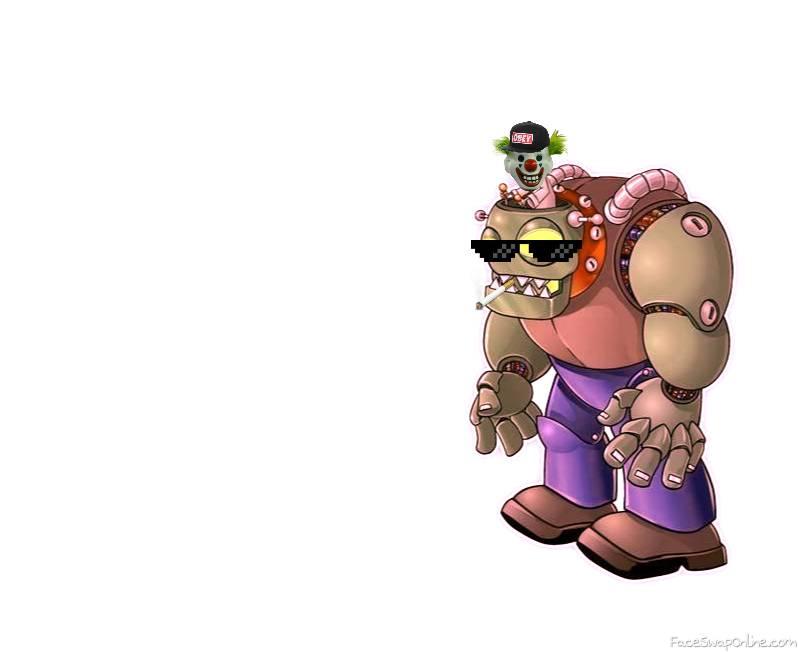 mlg zombot