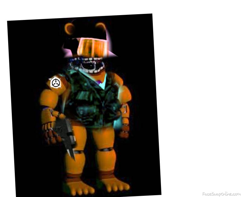 scp bear