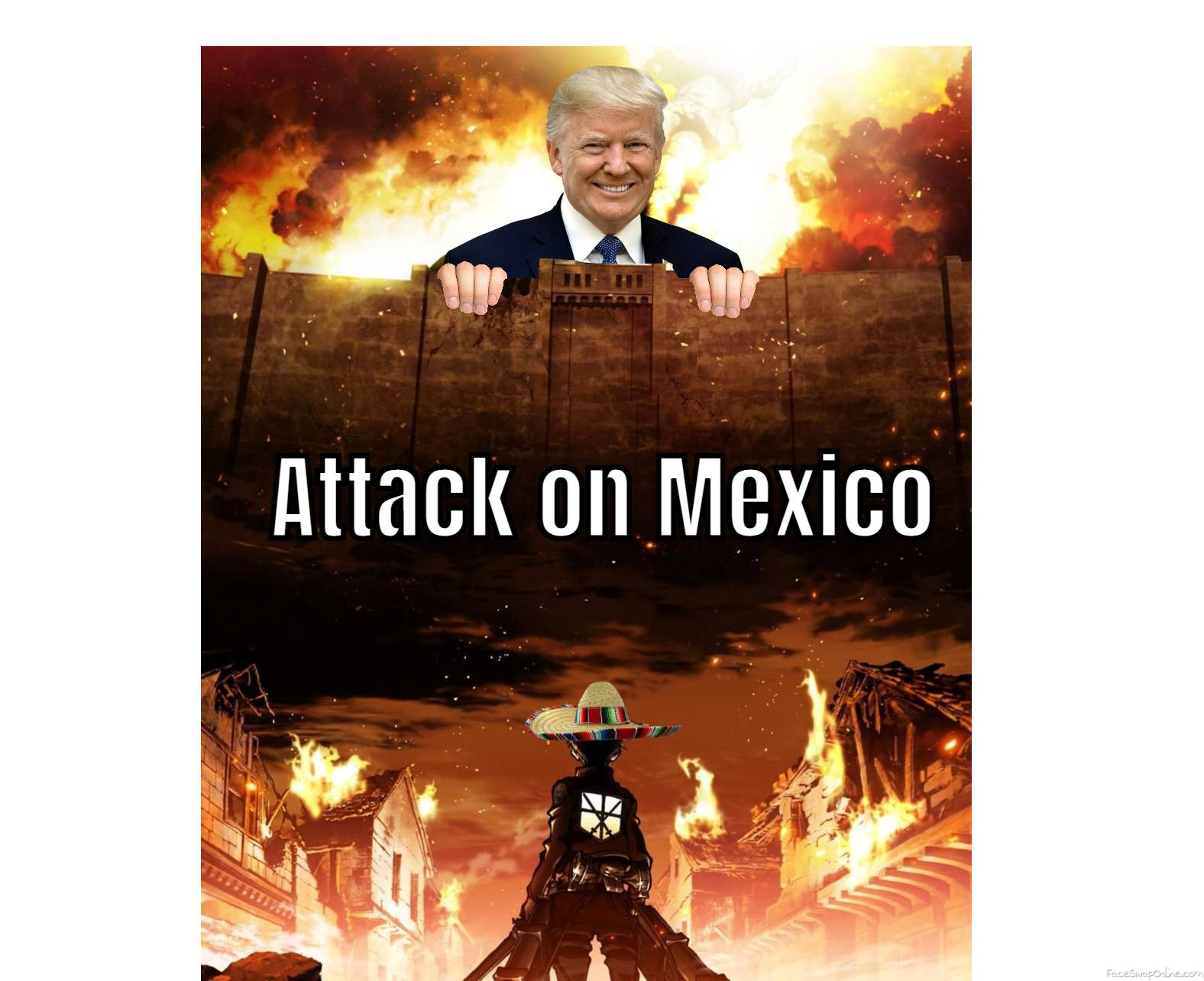 Attack on Mexico