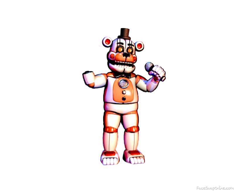 Fixed Molten Freddy
