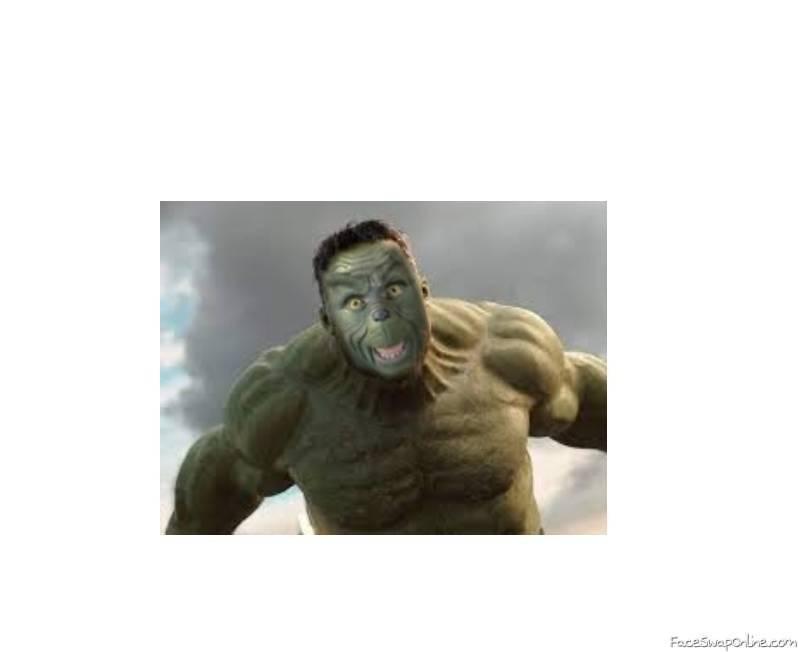 Hulk-Grinch