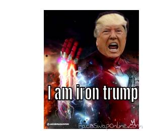 Iron trump