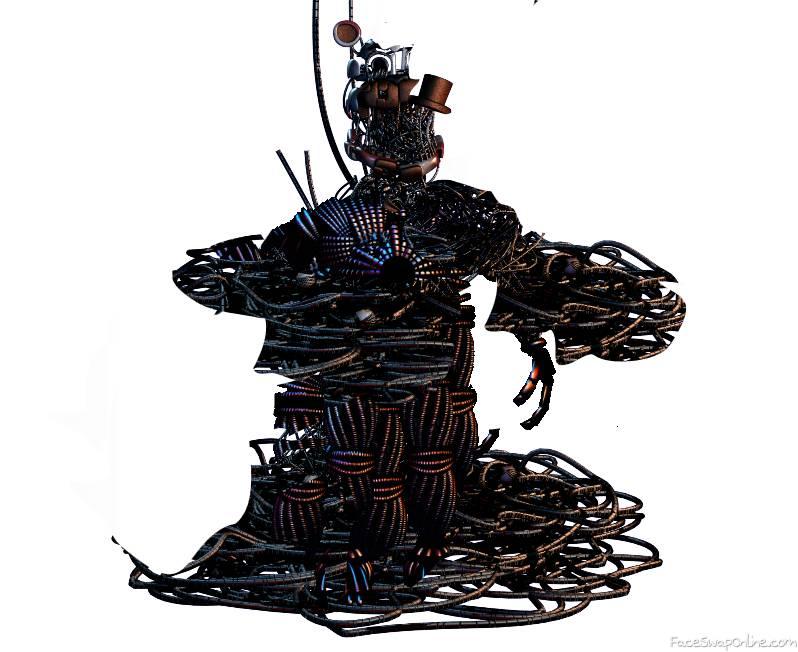 Scrap Molten Freddy