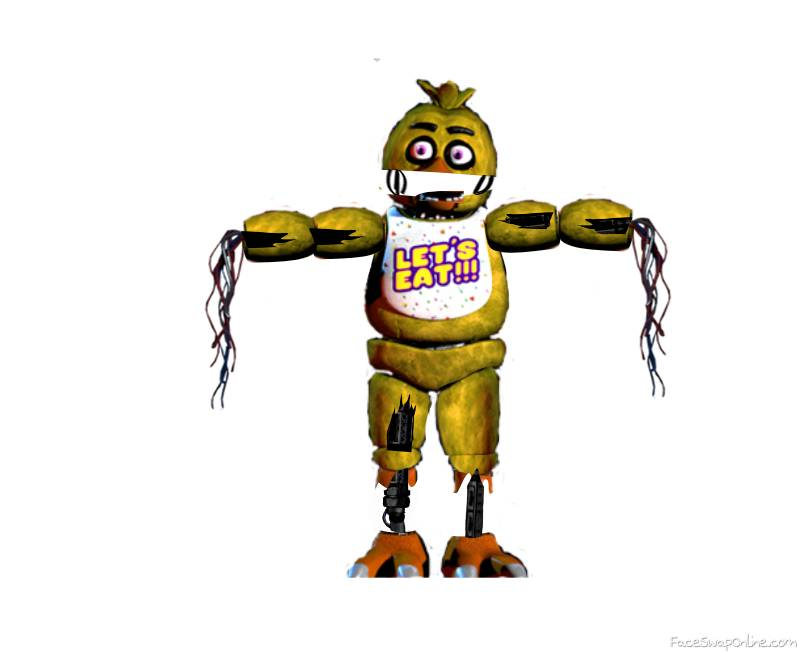 Withered Classic Chica