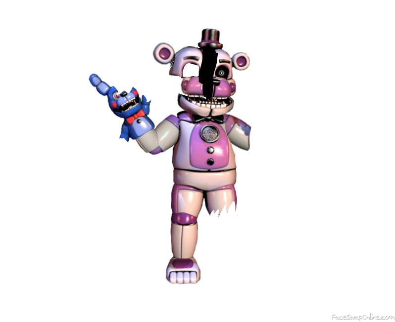 Withered Funtime Freddy