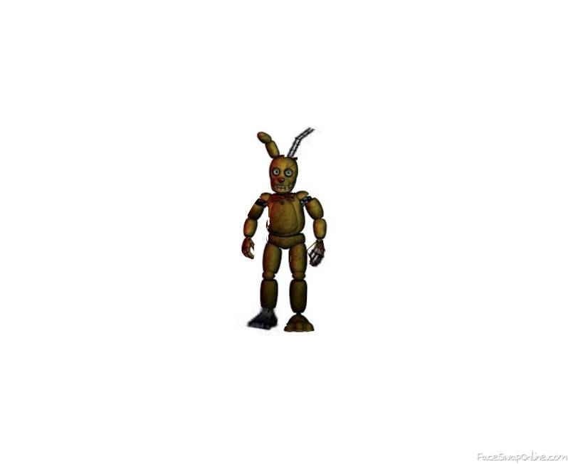 Withered springe bonnie like if u want me to make a even more withered one