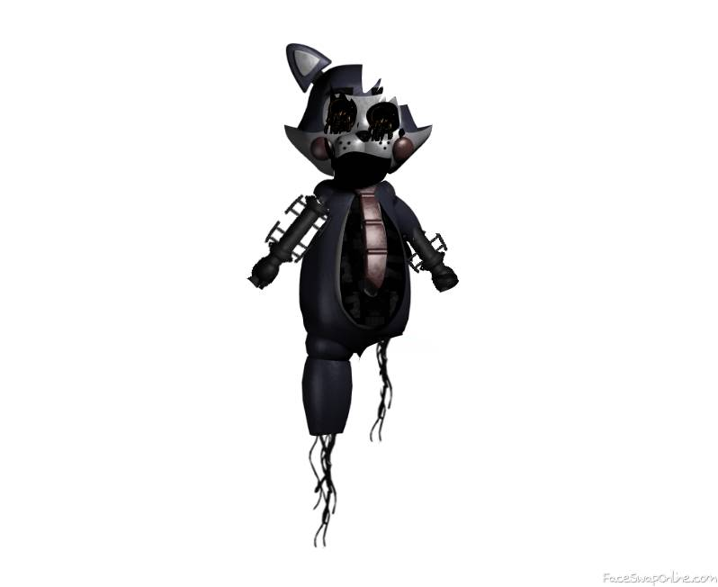 Dismantled Candy The Cat ( fnac 1)