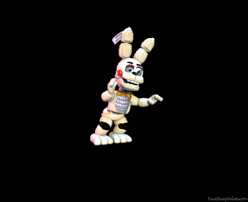 Easter Toy Bonnie ( FNaF 2)