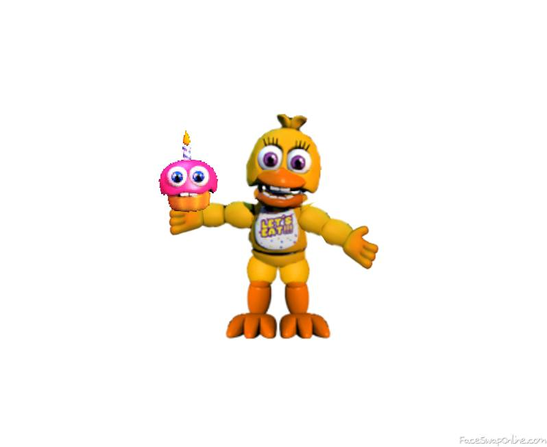 Fixed Adventure Withered Chica