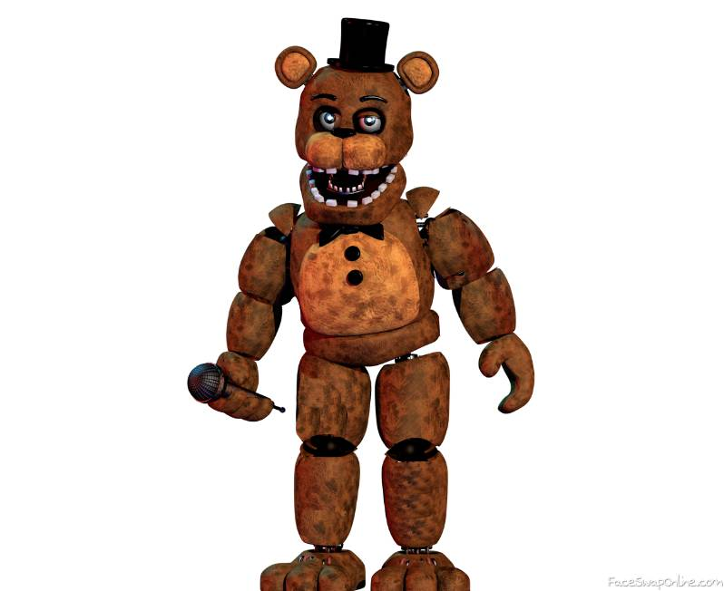 Fixed Withered Freddy ( Unwithered Freddy) for others 😁