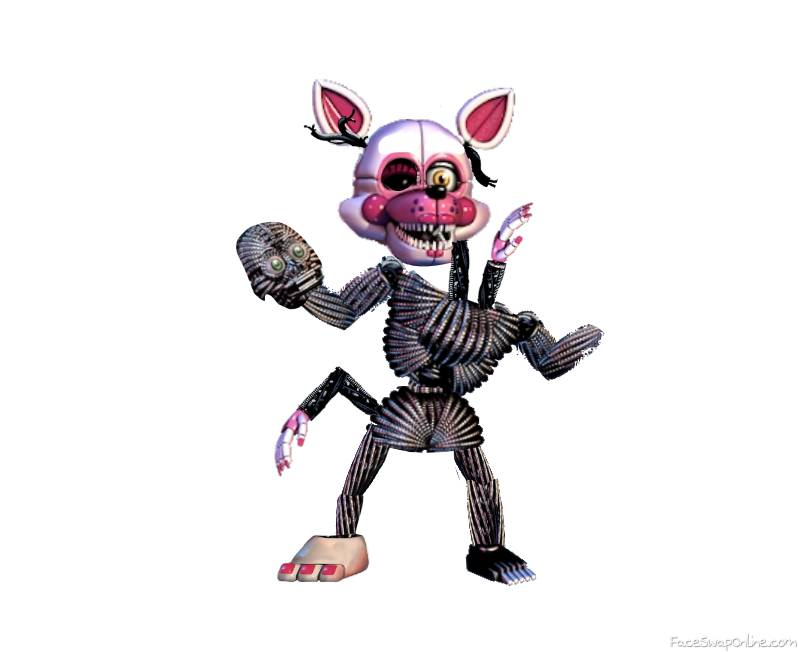 Funtime Mangle | Toy Foxy