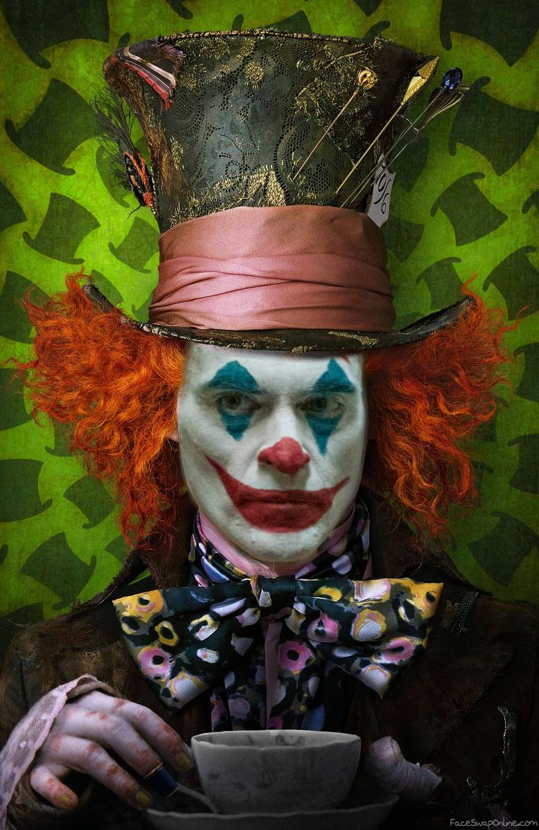 Joker in Wonderland