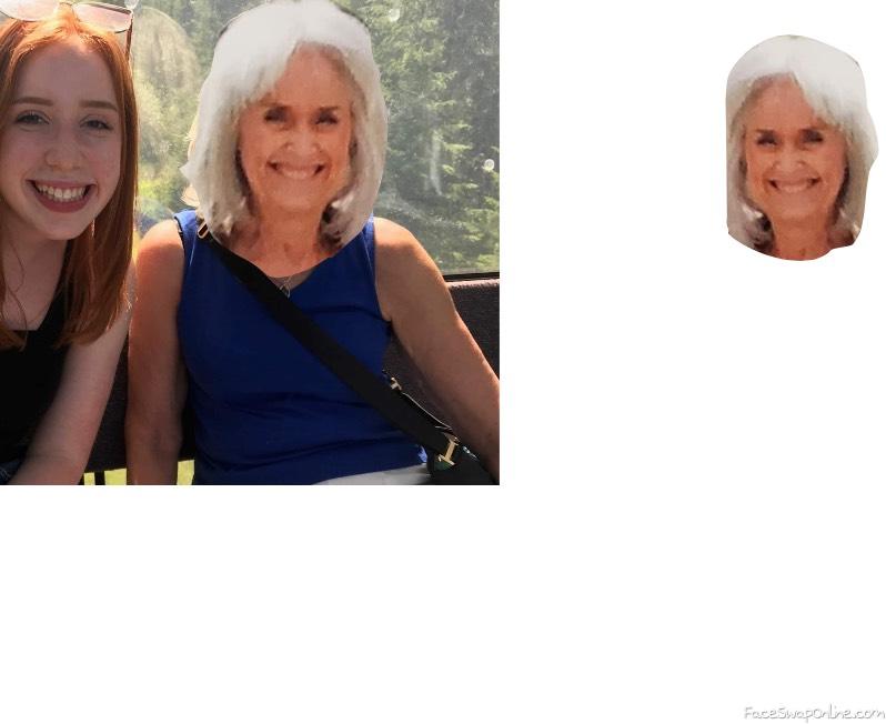 Piper and Grandma W