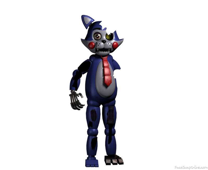 Tormented Candy the Cat ( fnac)