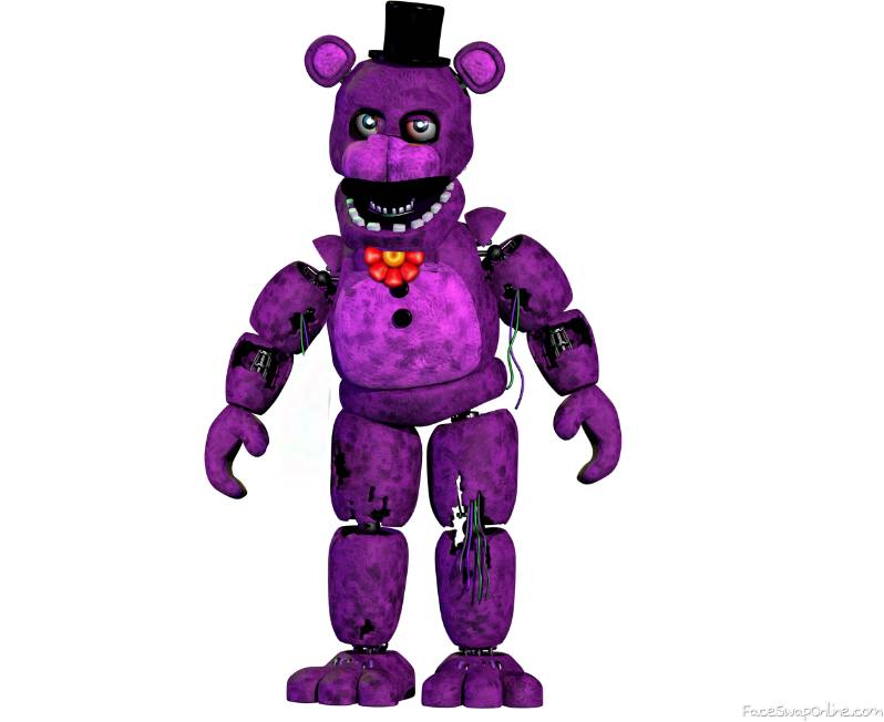 Withered Mr Hippo ( remake)