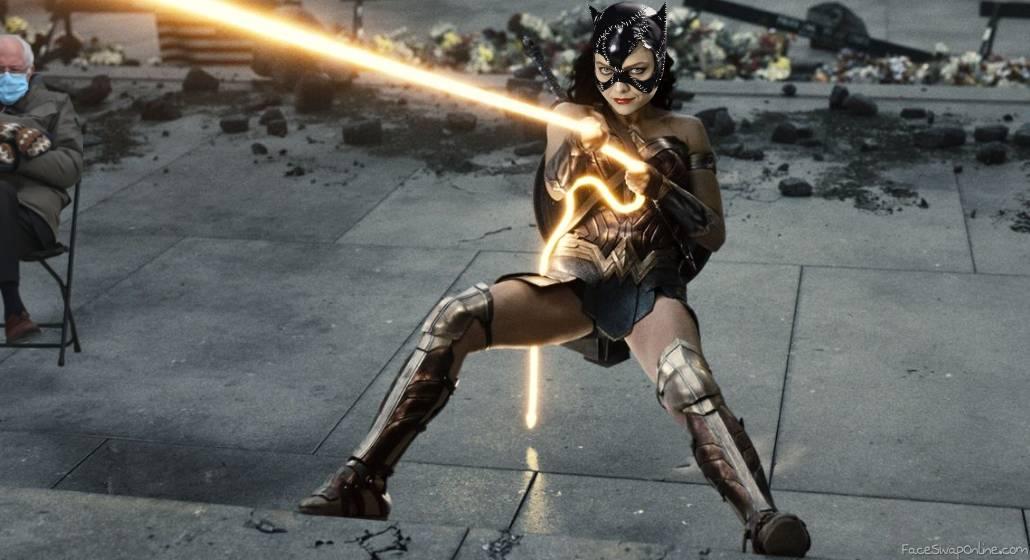 Wonder Catwoman