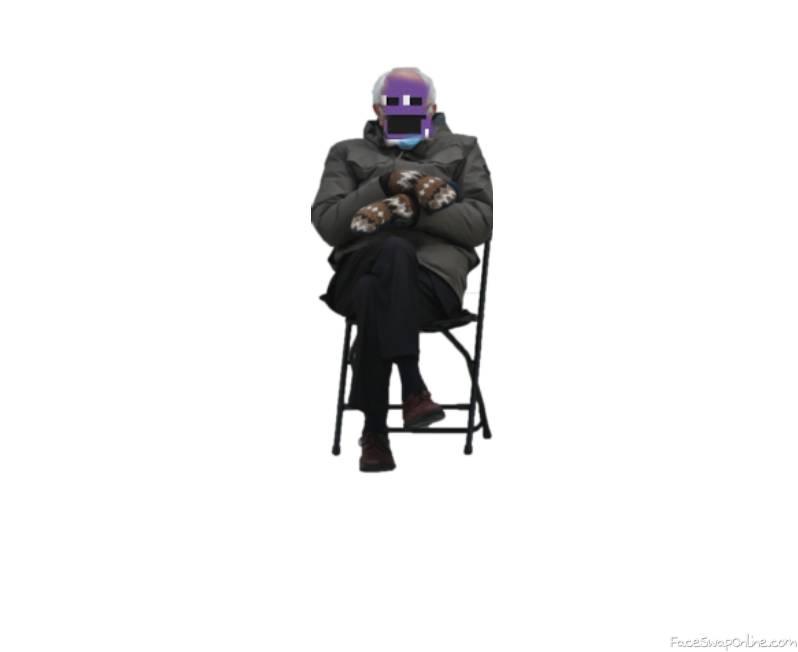 bernie guy(remake)