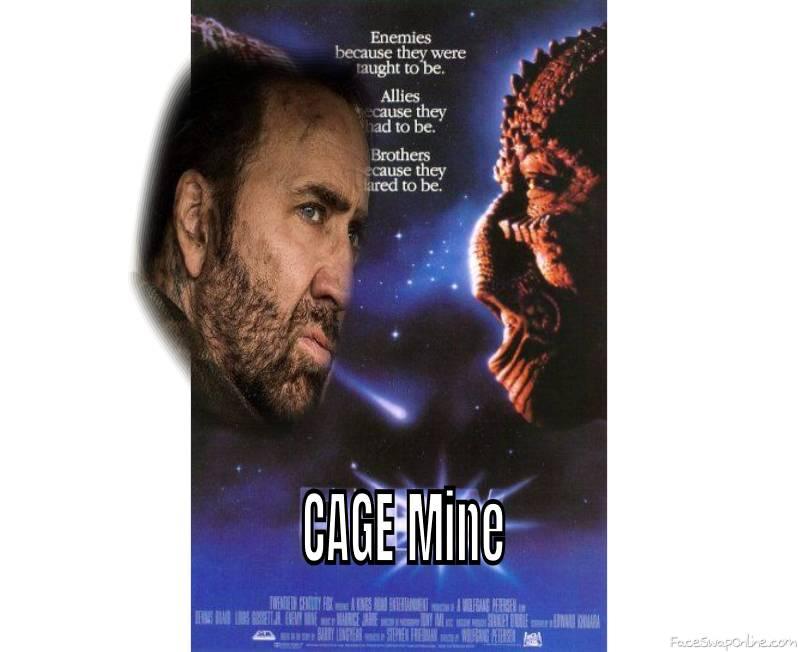 Cage Mine