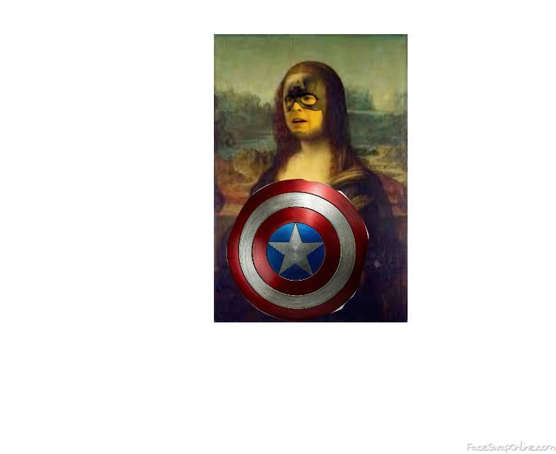 Captain Mona Lisa