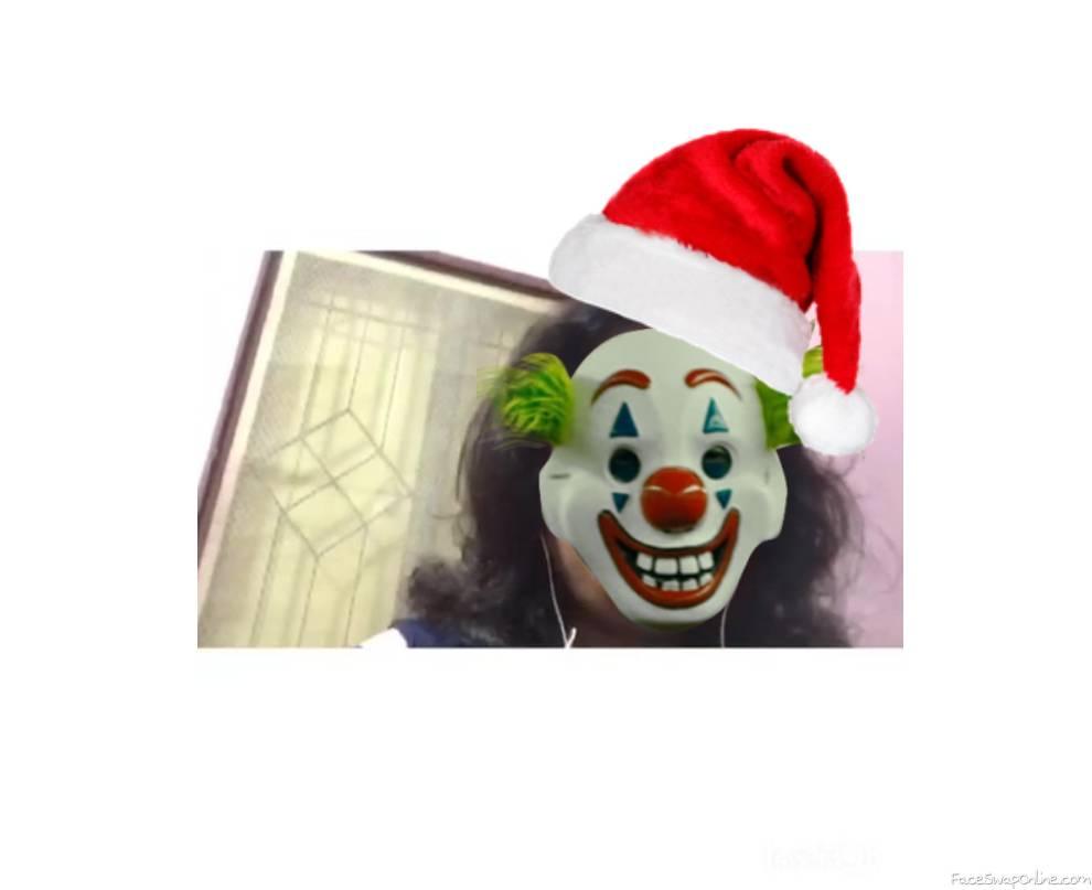 Christmas JOCKER Ritu