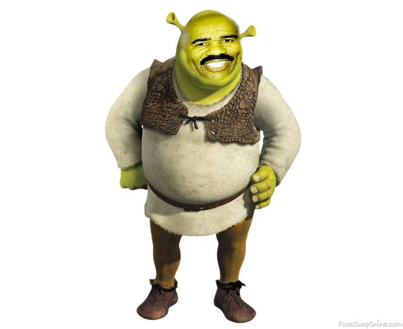Shrek Harvey
