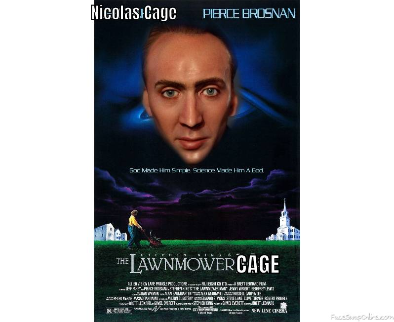 The Lawnmower Cage