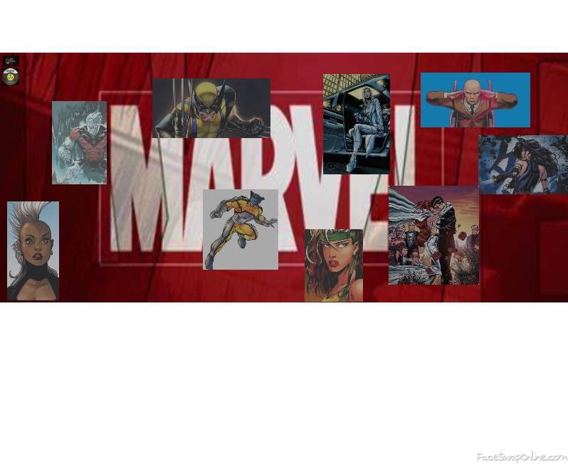 Marvel Studios The Xmen