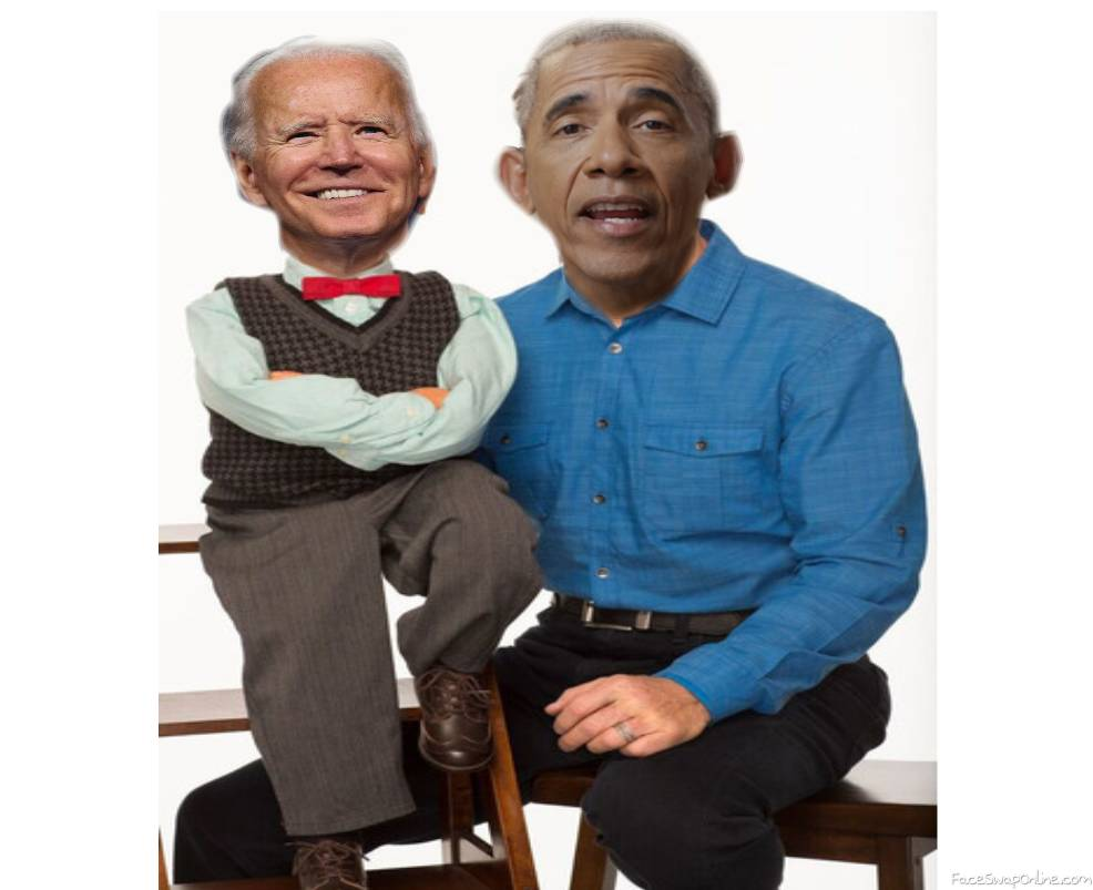 Obozo and Potato Biden