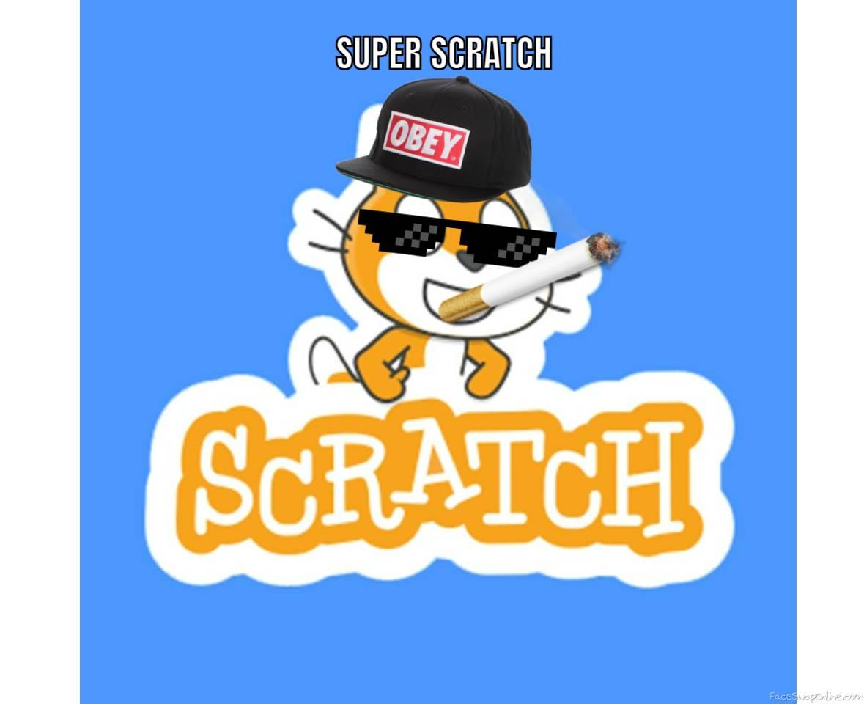 SUPER SCRATCH