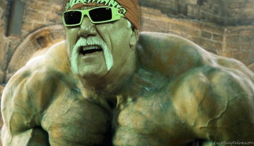 The Incredible Hulk Hogan