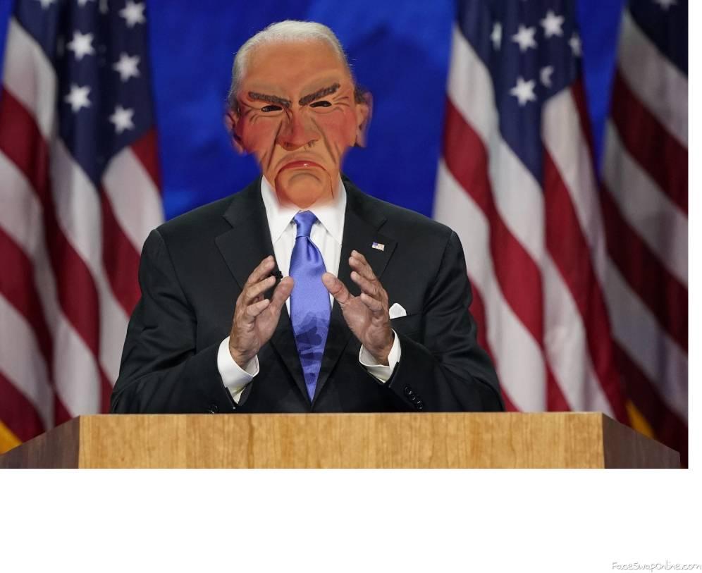 Walter potatohead Biden