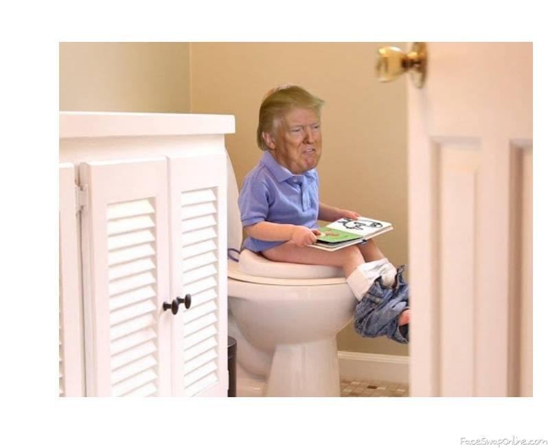 trump taking a dump 😂😂😂😂😂