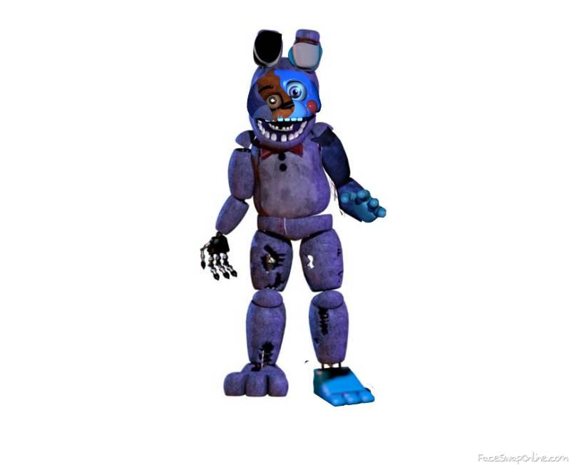Scrap Bonnie (  NON OFFICIAL)