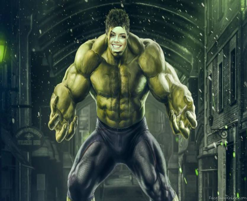 The Real hulk
