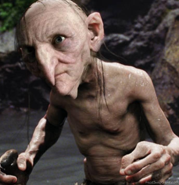 Gollum Kreacher