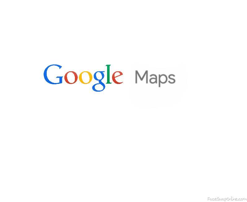 "Google Maps ""OLD"" logo"