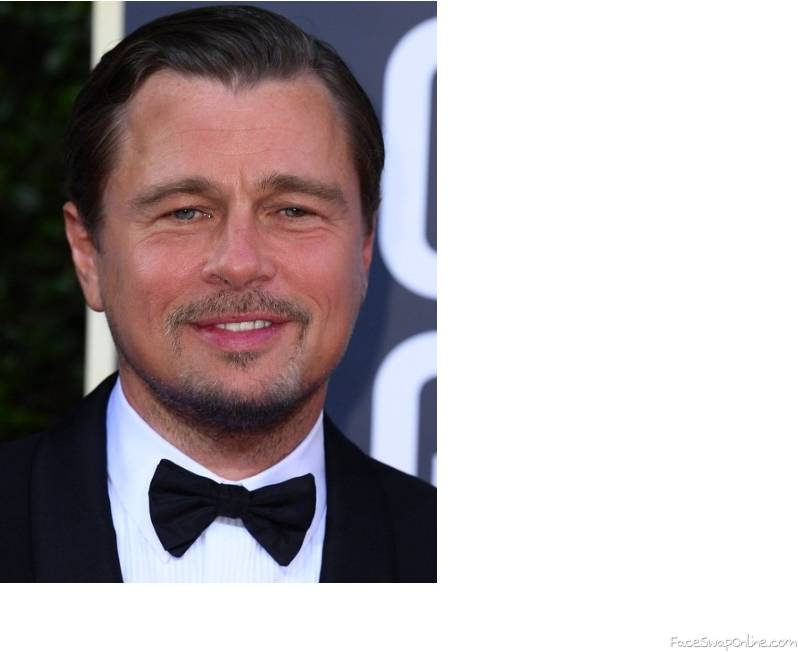 Leonardo Di Caprio and Bradd Pitt
