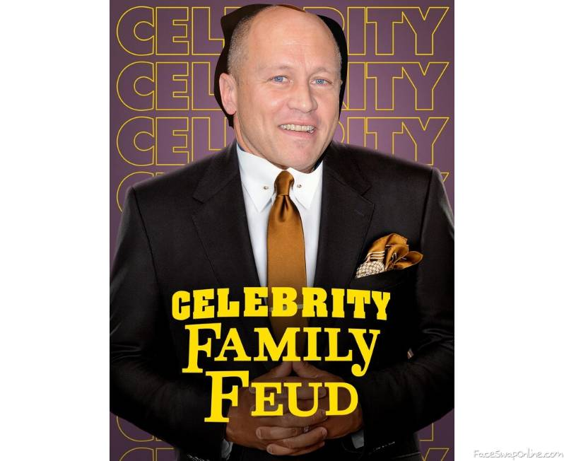 Mike Judge guest hosts Celebrity Family Feud