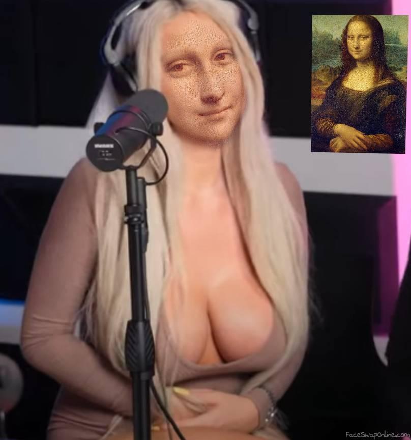 Modern Mona Lisa
