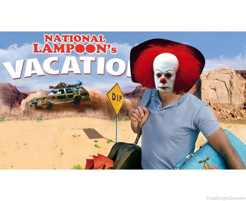 Pennywise in National Lampoon's Vacation