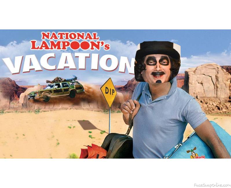 Svengoolie in National Lampoon's Vacation