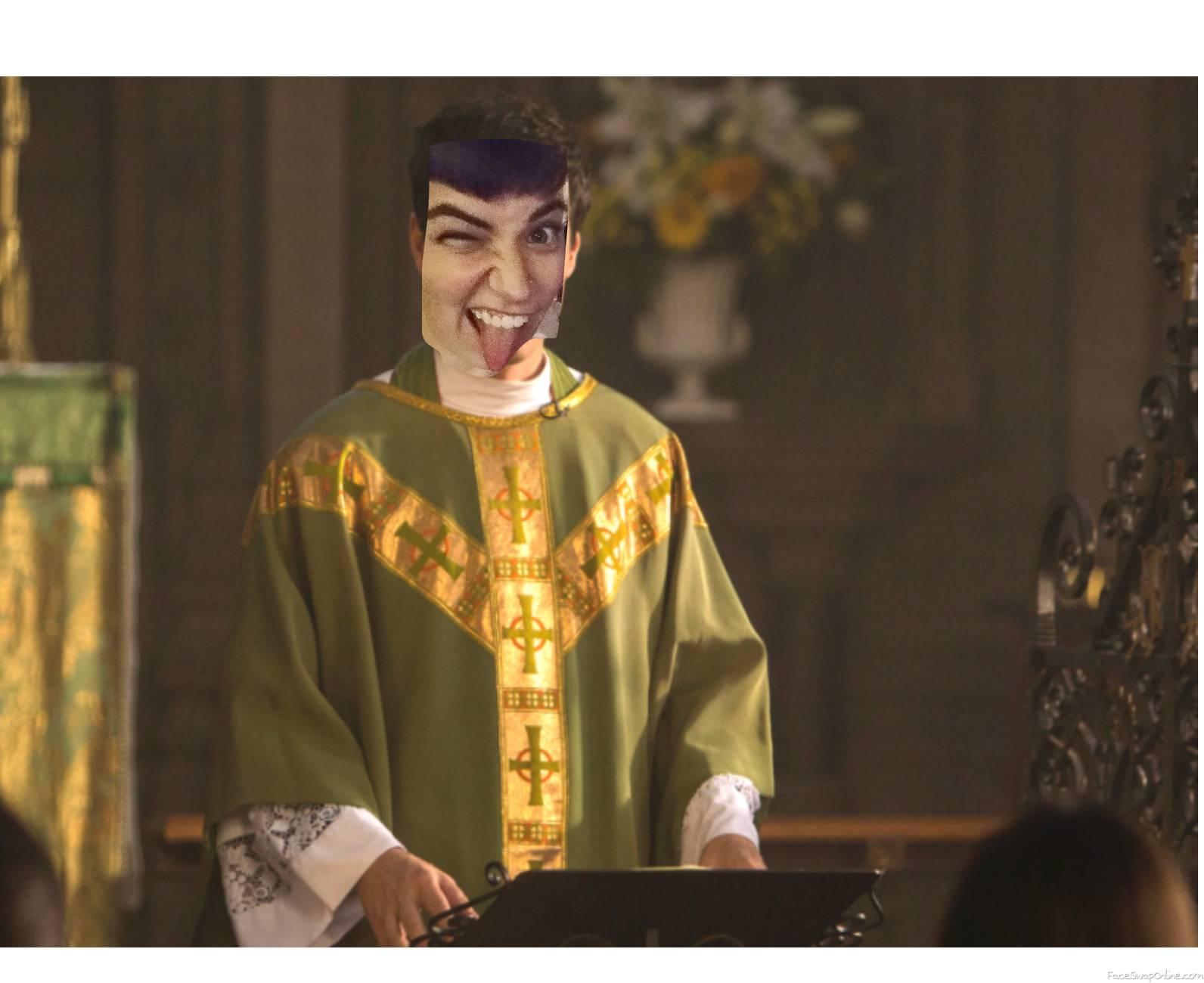 hot priest