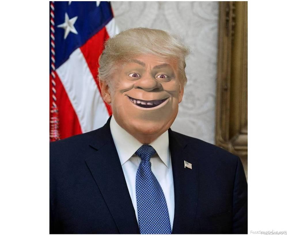 shreknald trump